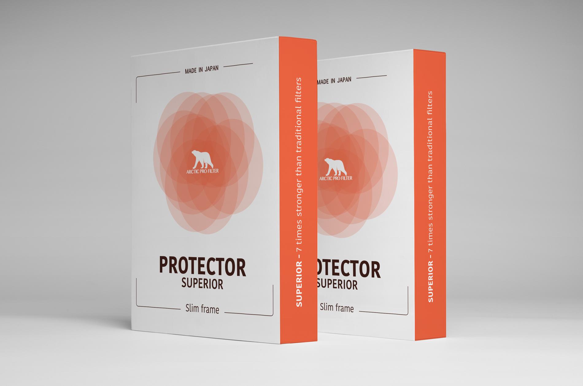 Arctic Pro Filter - Superior